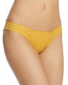 ViX - Gold Scales Bikini Bottom