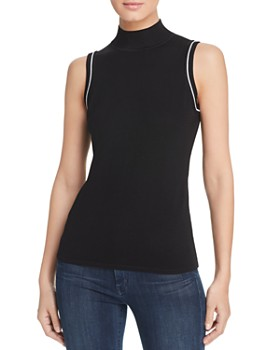 b93c5b0178e Elie Tahari - Joan Sleeveless Merino Wool Sweater ...