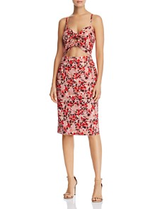 WAYF - Victoria Knotted Cami Dress