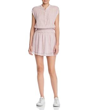 479c0642fd9b Rails - Angelina Striped Smocked Dress ...