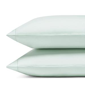 Matouk Luca Satin Stitch King Pillowcase, Pair