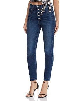 468a8256883 Joe s Jeans - x WeWoreWhat The Danielle High-Rise Straight in Vintage  Medium ...