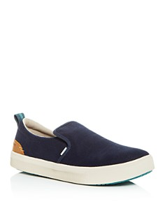 TOMS - Men's TRVL LITE Canvas Slip-On Sneakers