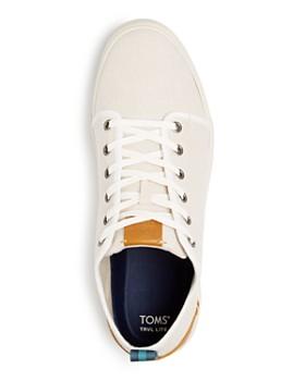 TOMS - Men's TRVL LITE Heritage Low-Top Sneakers