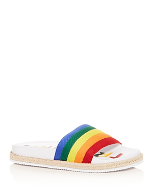 Tretorn Sandals WOMEN'S SKY ESPADRILLE SLIDE SANDALS