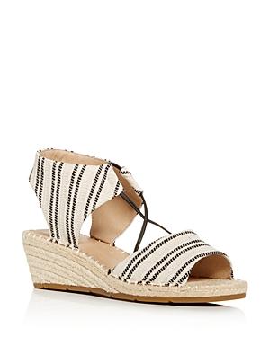 Elieen Fisher Women's Agnes Espadrille Wedge Sandals