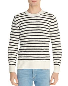 Sandro - Sailor Striped Crewneck Sweater