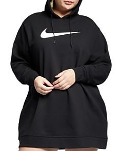 Nike Plus - Swoosh Hoodie Dress