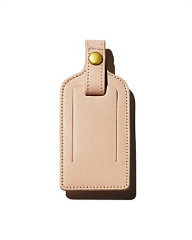 Graphic Image - Gold Snap Luggage Tag
