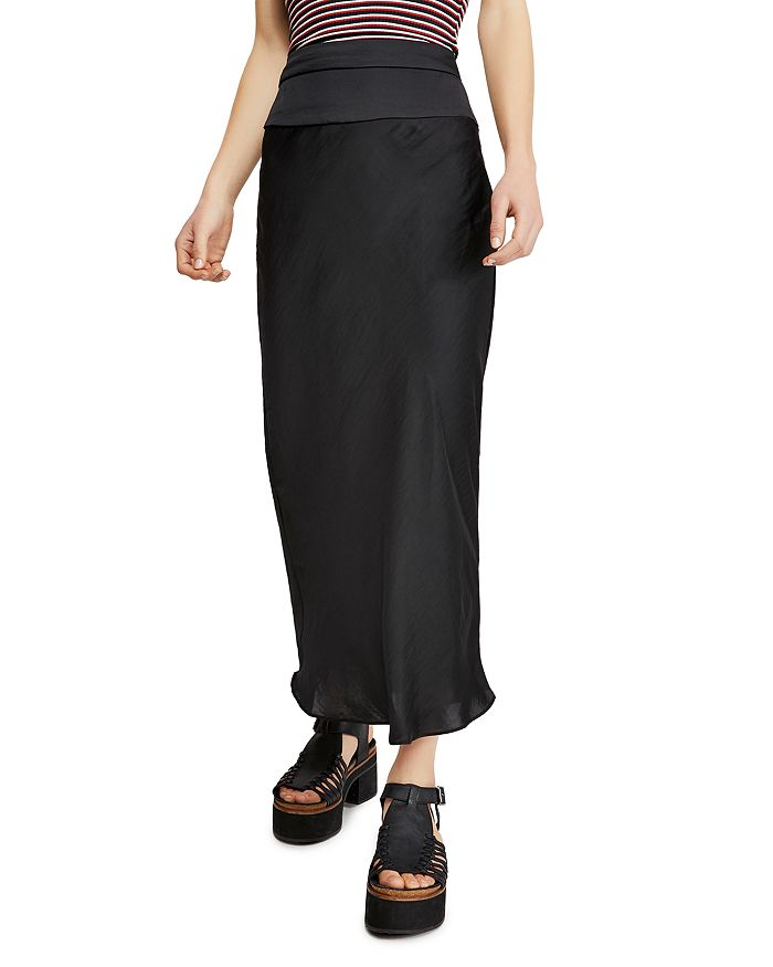 Free People - Normani Midi Skirt