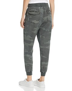 Splendid - Camo Jogger Pants - 100% Exclusive