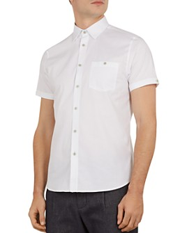 Ted Baker - Wallabi Oxford Slim Fit Shirt