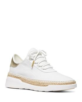 0499e0e981e4 MICHAEL Michael Kors - Women s Finch Lace-Up Sneakers ...