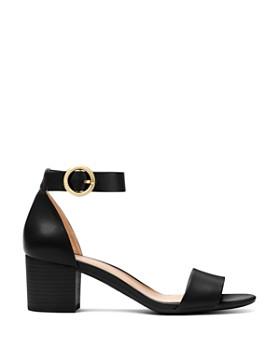 MICHAEL Michael Kors - Women's Lena Low Block Heel Sandals