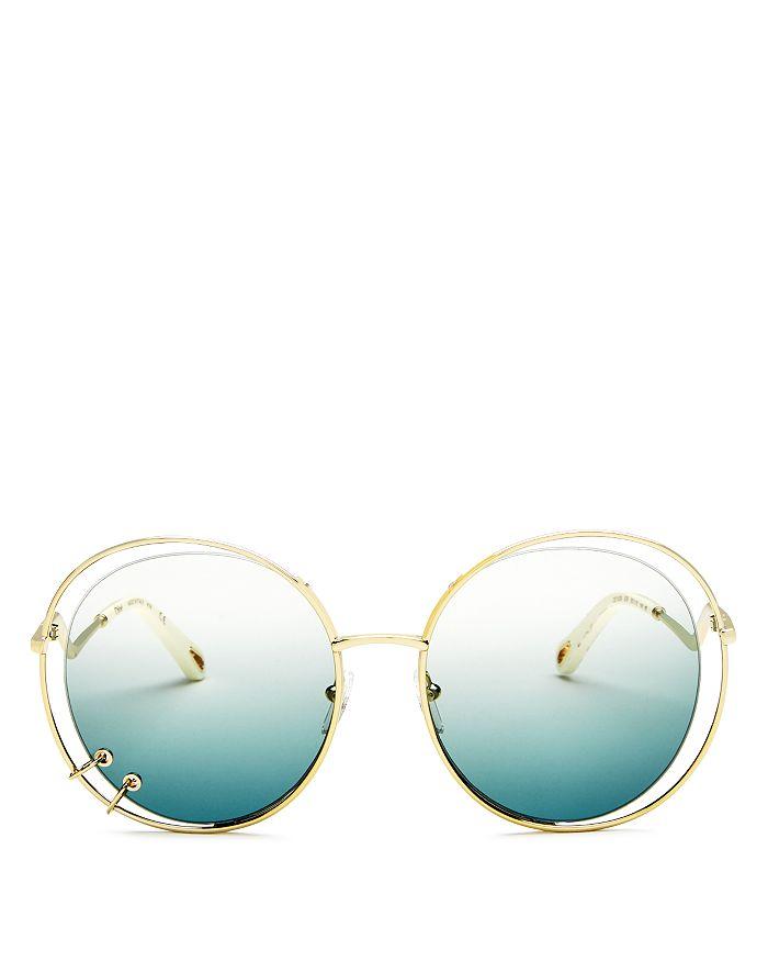 Chloé - Women's Wendy Round Sunglasses, 59mm