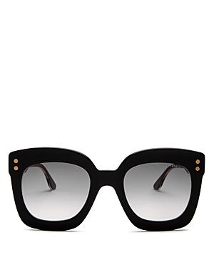 Bottega Veneta Women's Square Sunglasses, 51mm