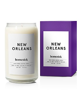 Homesick - New Orleans Candle