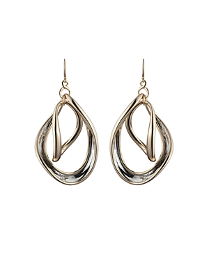 Alexis Bittar Accessories SCULPTURAL DROP EARRINGS