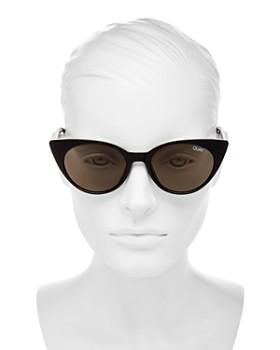 d61916ad85 ... 50mm Quay - Women s Aphrodite Cat Eye Sunglasses