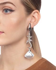 Alexis Bittar - Lizard Clip-On Earrings