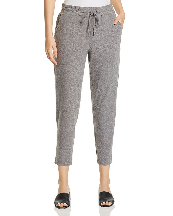 Eileen Fisher - Slouchy Cropped Lounge Pants