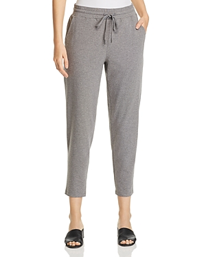 Eileen Fisher Pants SLOUCHY CROPPED LOUNGE PANTS