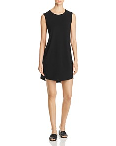 Eileen Fisher - Round-Neck Tank Dress