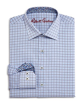 Robert Graham - Boys' Chanty Dress Shirt - Big Kid