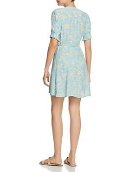 Faithfull the Brand - Mira Daisy-Print Wrap Dress