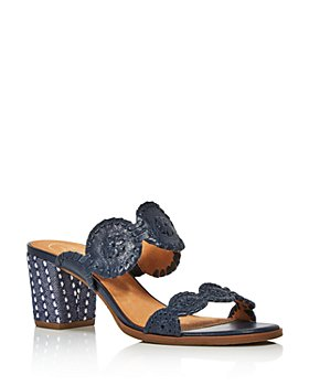 Jack Rogers - Women's Lauren Leather Sandals