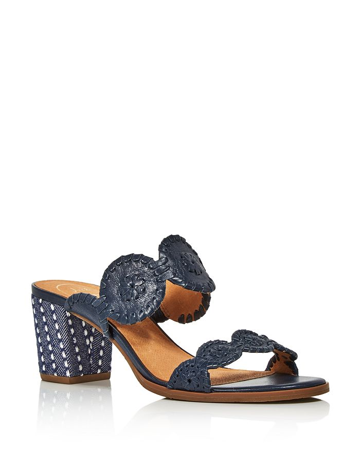 Jack Rogers - Women's Lauren Leather Sandals