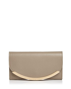 See by Chloé - Leather Continental Wallet