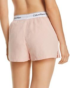 Calvin Klein - Cotton Sleep Shorts
