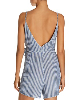 Red Carter - Malia Romper Swim Cover-Up