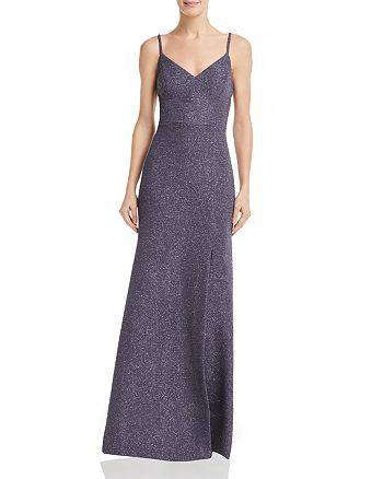 Eliza J - Textured Shimmer Gown