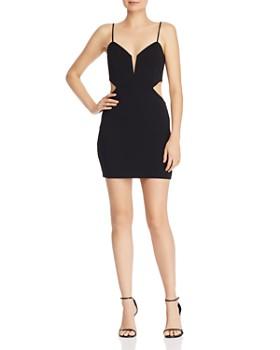 Sunset & Spring - Cutout Mini Dress - 100% Exclusive