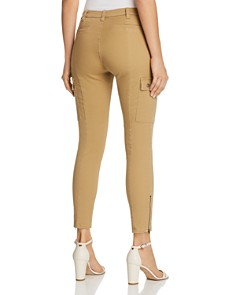 HUE - Zeza B by HUE Denim Cargo Skimmer Leggings
