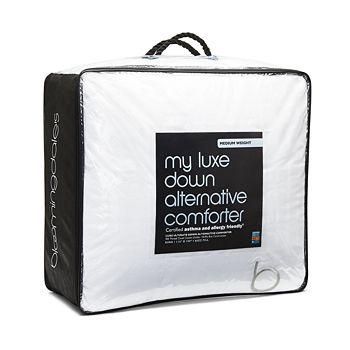 Bloomingdale's - My Luxe Asthma & Allergy Friendly® Medium Weight Down Alternative Comforter, King - 100% Exclusive