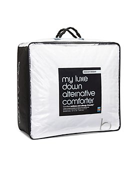 Bloomingdale's - My Luxe Asthma & Allergy Friendly® Down Alternative Comforter - 100% Exclusive