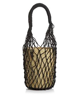 AQUA - Rai Small Net Bucket Bag - 100% Exclusive