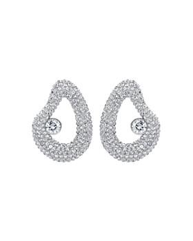 Atelier Swarovski - Core Tigris Drop Earrings