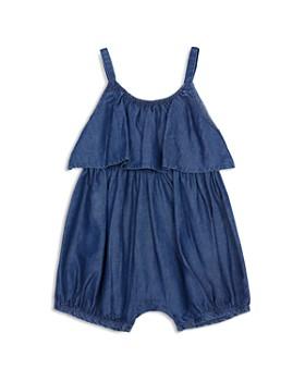 Habitual Kids - Girls' Willow Front-Tie Romper - Baby
