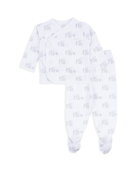 Livly - Boys' Animal Parade Two-Piece Footie Set- Baby