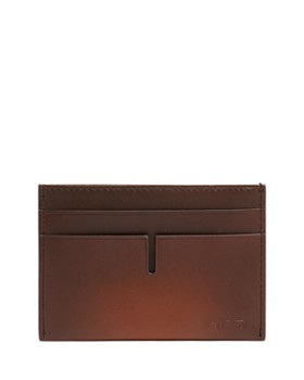 Tumi - Nassau Money Clip Leather Card Case