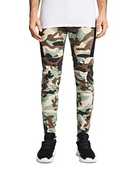 NXP - Hawkeye Camouflage-Print Tech Jogger Pants