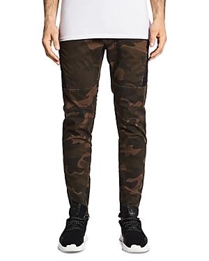 Nxp Pants HAWKEYE CAMOUFLAGE-PRINT TECH JOGGER PANTS