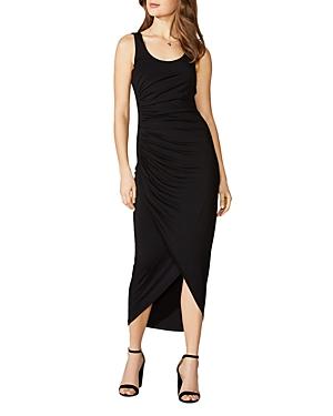 Bailey44 Dresses DISHDASHA RUCHED MAXI DRESS