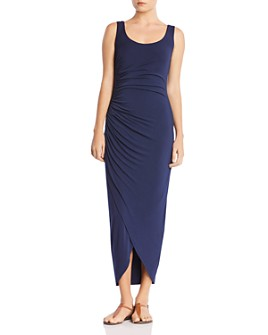 Bailey 44 - Dishdasha Ruched Maxi Dress