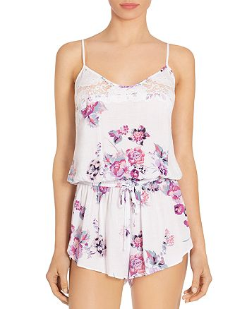 In Bloom by Jonquil - Floral Printed Romper