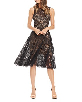 4676eb394c Dress the Population - Shane Lace Dress ...